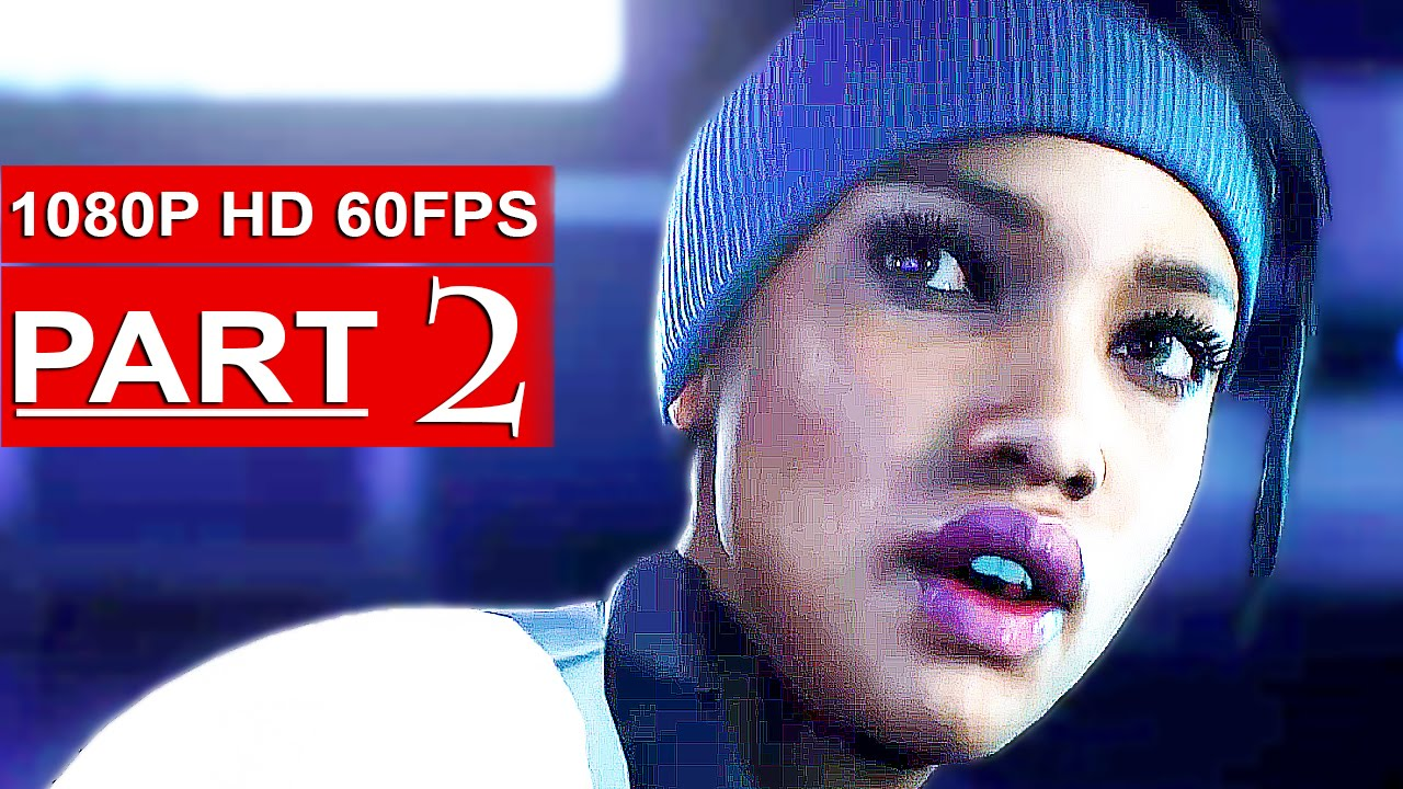 Mirror 39 s edge catalyst gameplay walkthrough part 2 1080p for Mirror gameplay walkthrough