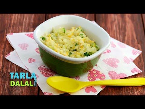 स्प्रिंग-वेजिटेबल-रिसोटो-(spring-vegetable-risotto-10-to-12-month-baby)-by-tarla-dalal