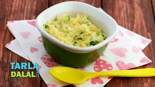 Spring Vegetable Risotto (10 To 12 Month Old Baby) By Tarla Dalal