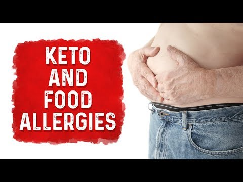 Keto and Food Allergies vs. Digestion Issues
