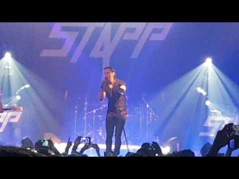Inside us all - Scott Stapp - São Paulo 14/12/2016