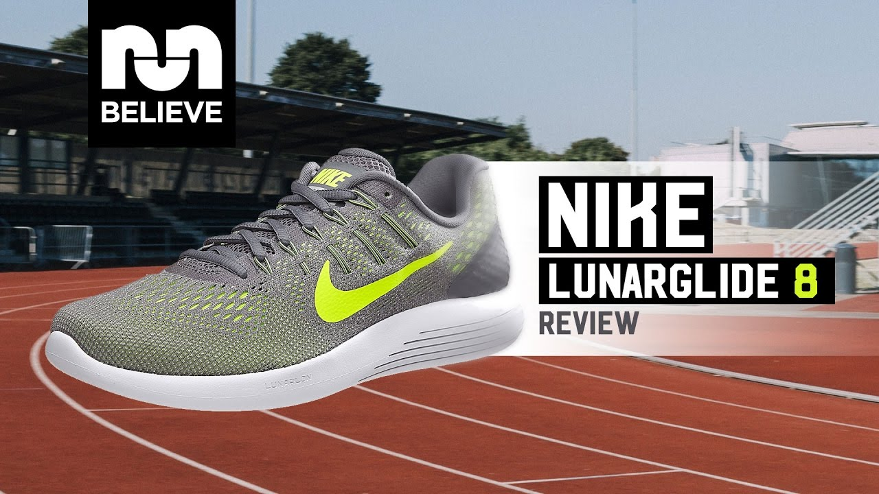 brand new a40e6 52f28 Nike LunarGlide 8 Running Shoe Review » Believe in the Run