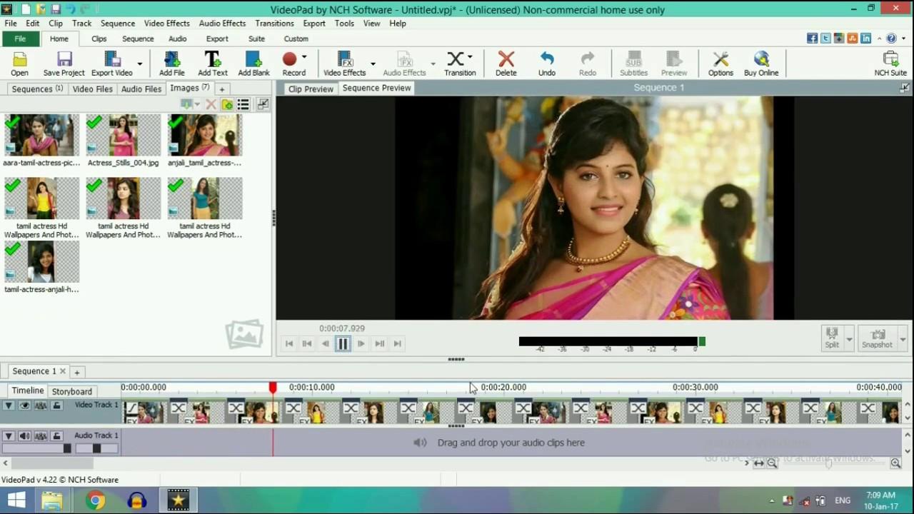 video editor pad