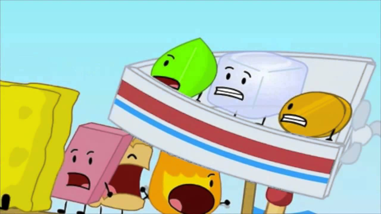 BFDI SCREAMS ALL OF THEM UPDATED PARISON  - Youtube Multiplier