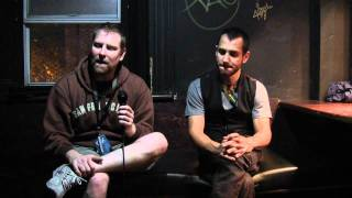 Interview : Paul Masvidal and Sean Reinert from CYNIC - part 1/2