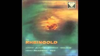 ワーグナー:ラインの黄金/ゲオルク・ショルティ指揮ウィーン・フィルハーモニー管弦楽団、キルステン・フラグスタート、セット・スヴァンホルム、ジョージ・ロンドン、グスタフ・ナイトリンガー、他