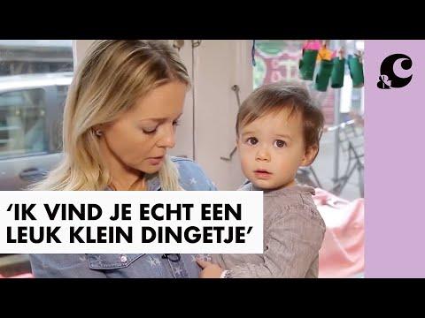 BEGINNEN DE EIERSTOKKEN VAN CHANTAL WEER TE RAMMELEN? - CHANTAL KOMT WERKEN - &C