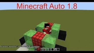 Minecraft Auto bauen 1.8 (Ohne Mods)