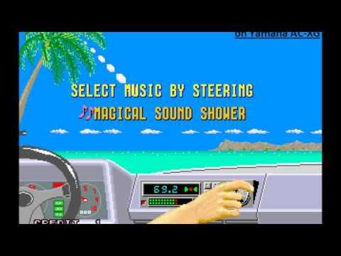 MIDI Moments || Magical Sound Shower (OutRun) on Yamaha AC-XG