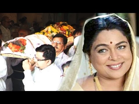 Bollywood Actress Reema Lagoo Passes Away Due To Heart Attack