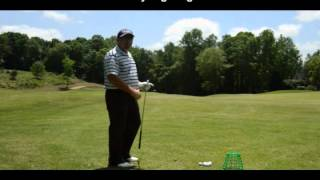 Bradley Hughes Golf- Roundness In The Swing