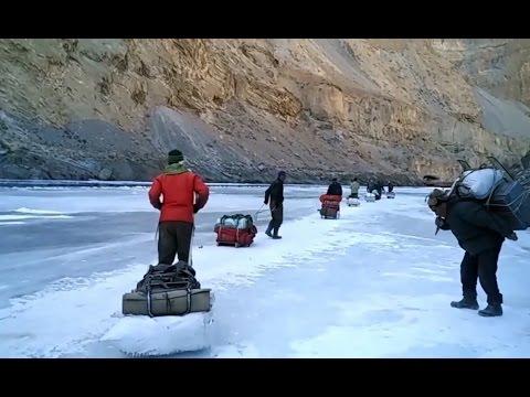Chadar Trek Zanskar Ladakh - Thrilling Walk on the Frozen River - Planet Ladakh