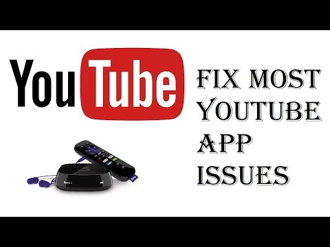 How To Fix Almost All Roku Youtube App Issues/Problems in 6 Steps - Roku Youtube Not Working