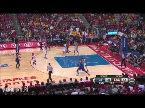 Stephen Curry Full Highlights at Clippers 2014 Playoffs West R1G7 - 33 Pts, 9 Ast