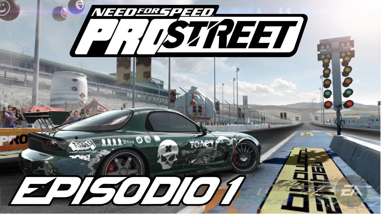 La llegada de Ryan Cooper a las Carreras Profesionales | 1 | Need For Speed Pro Street
