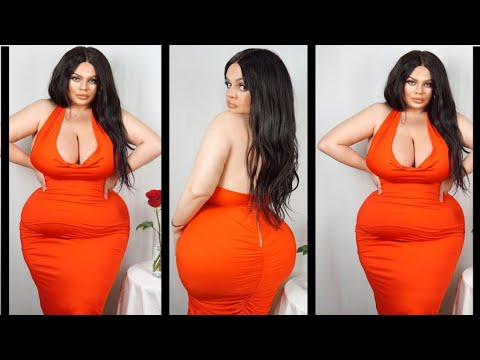 Plus Size Women Fashion Review - Plus Size Curvy Outfit Ideas - Model Plus Size from YouTube · Duration:  2 minutes 40 seconds