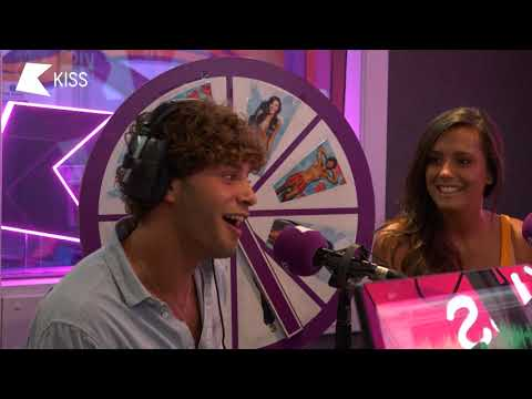 Eyal & Tyla talk Love Island Megan&39;s antics & Reshooting Scenes 👀  KISS Breakfast