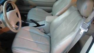 2000 Тойота Камрі Солара ЮВ швидкість V6 з 5 інструкція з шкіри і Люка