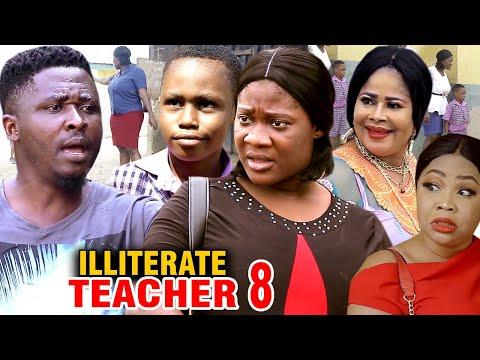 ILLITERATE TEACHER SEASON 8 - Mercy Johnson 2020 Latest Nigerian Nollywood Movie Full HD