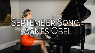 September Song Agnes Obel - Elizabeth Vertin.mp3