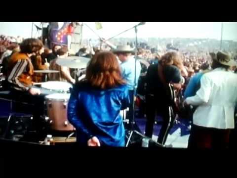 JEFFERSON AIRPLANE LIVE ALTAMONT 1969 YouTube