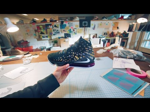 Nike | LeBron 17: Behind The Design