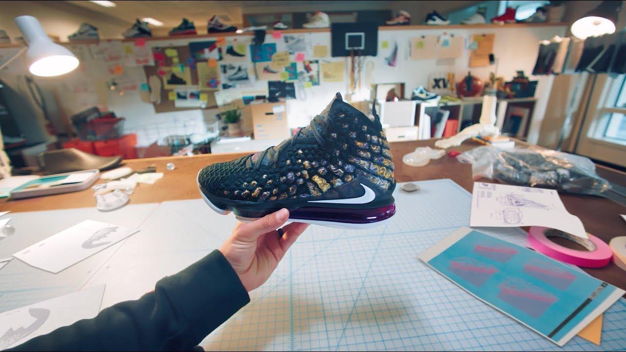 Nike | LeBron 17: Behind The Design