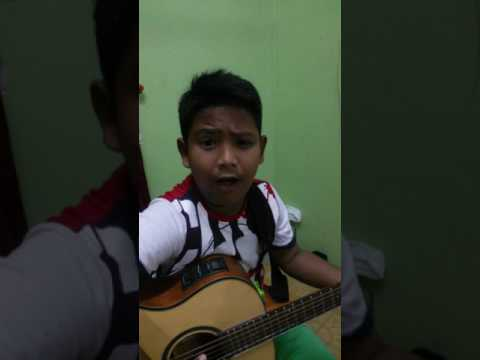Sufi rashid aku sanggup cover by hazury 12 years old