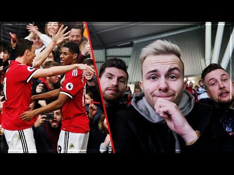 MANCHESTER UNITED vs LIVERPOOL Stadion Vlog 🔥🔥 Manchester mit den Tisi Jungs 😋