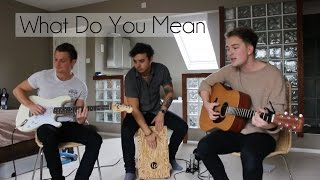 Justin Bieber - What Do You Mean (Acoustic Cover)