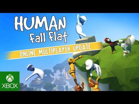 Human: Fall Flat Online Multiplayer Update Launch Trailer