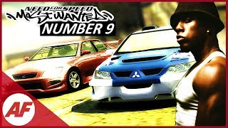 Need for Speed Most Wanted 2005 - Number 9 on a Blacklist Let