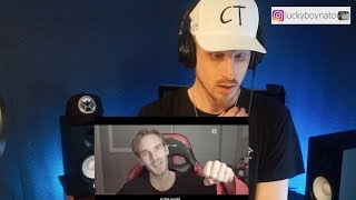 Music Producer Reacts to PewDiePie - CONGRATULATIONS (Again)