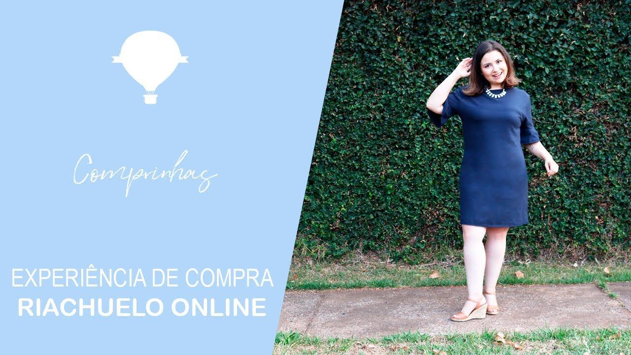 8928fcb4e Compras na Riachuelo ONLINE - YouTube