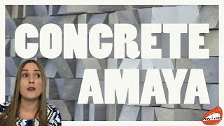 EUROVISION: REACTION TO AMAYA - 'CONCRETE' (SLOVENIA EMA INTERVAL 2018)