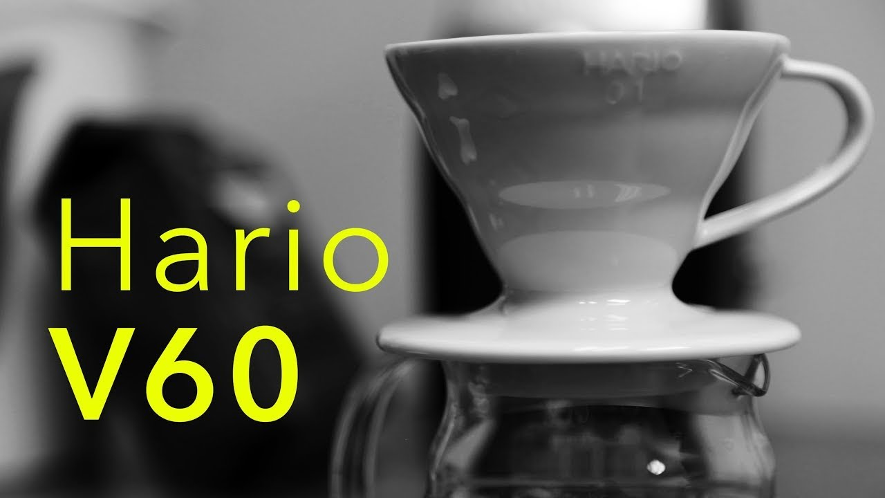 Hario V60 Tutorial How To Brew Amazing Pour Over Coffee With The