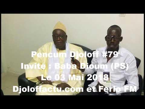 Pencum Djoloff#79 avec Baba Dioum