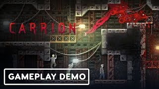 Carrion Will Fulfill SOME of Your Gross Tentacle Monster Fantasies - Gamescom 2019