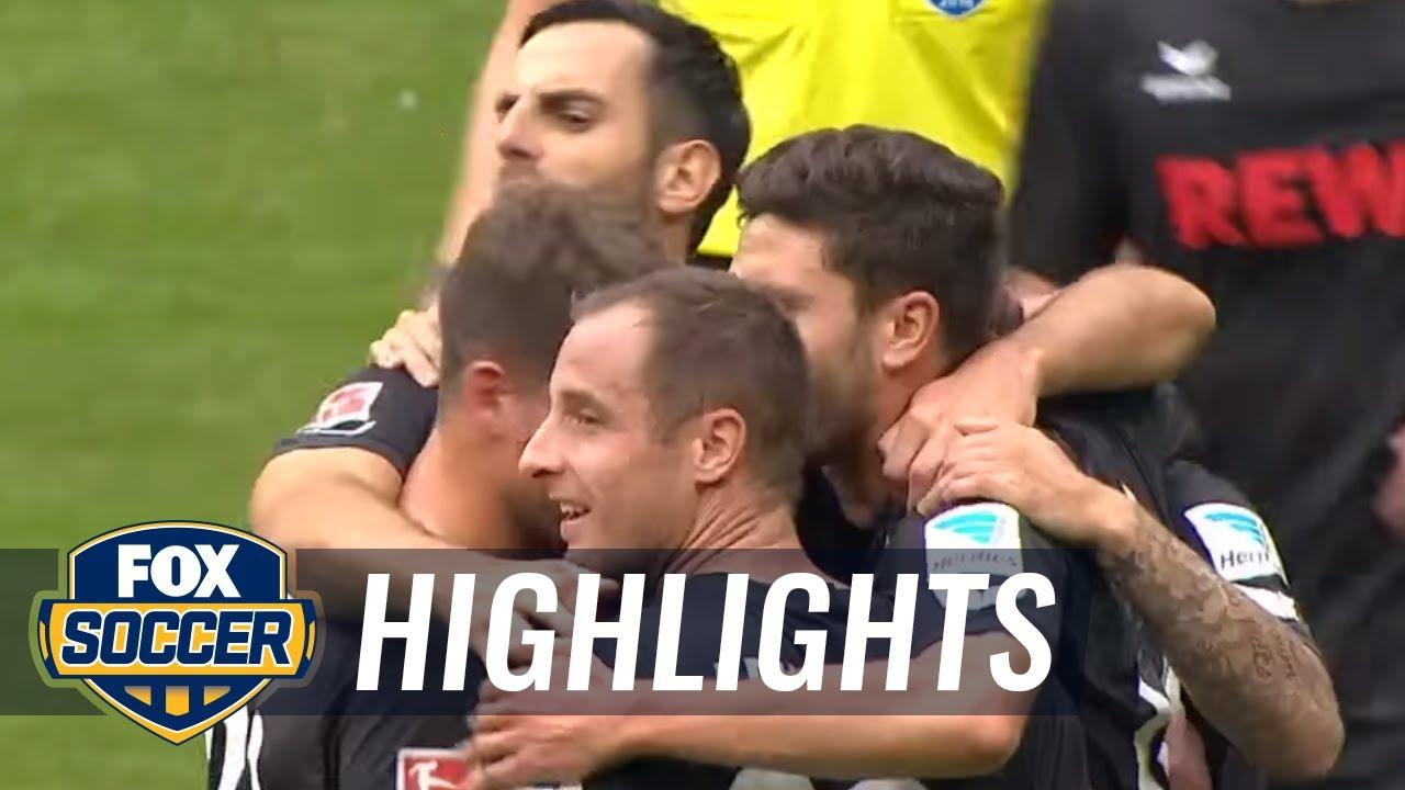 1 Fc Köln Vs Bayern München