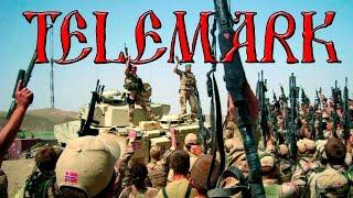 VOENRUK - Телемарк батальон. TMBN. Telemark bataljon.