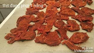 Bò Khô chuẩn vị Nguyen Thin  2