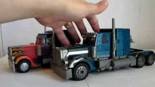 ROTF Leader Class Optimus Prime