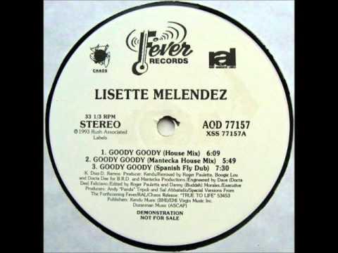 Lisette Melendez - Goody Goody (Hip Hop Mix)
