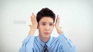 """メンズノンノモデル守屋光治が""""スゴ楽""""なヘアスタイリングを実演! http..."""