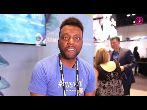 InAVate tours the Immersive Technology booth at InfoComm 2017
