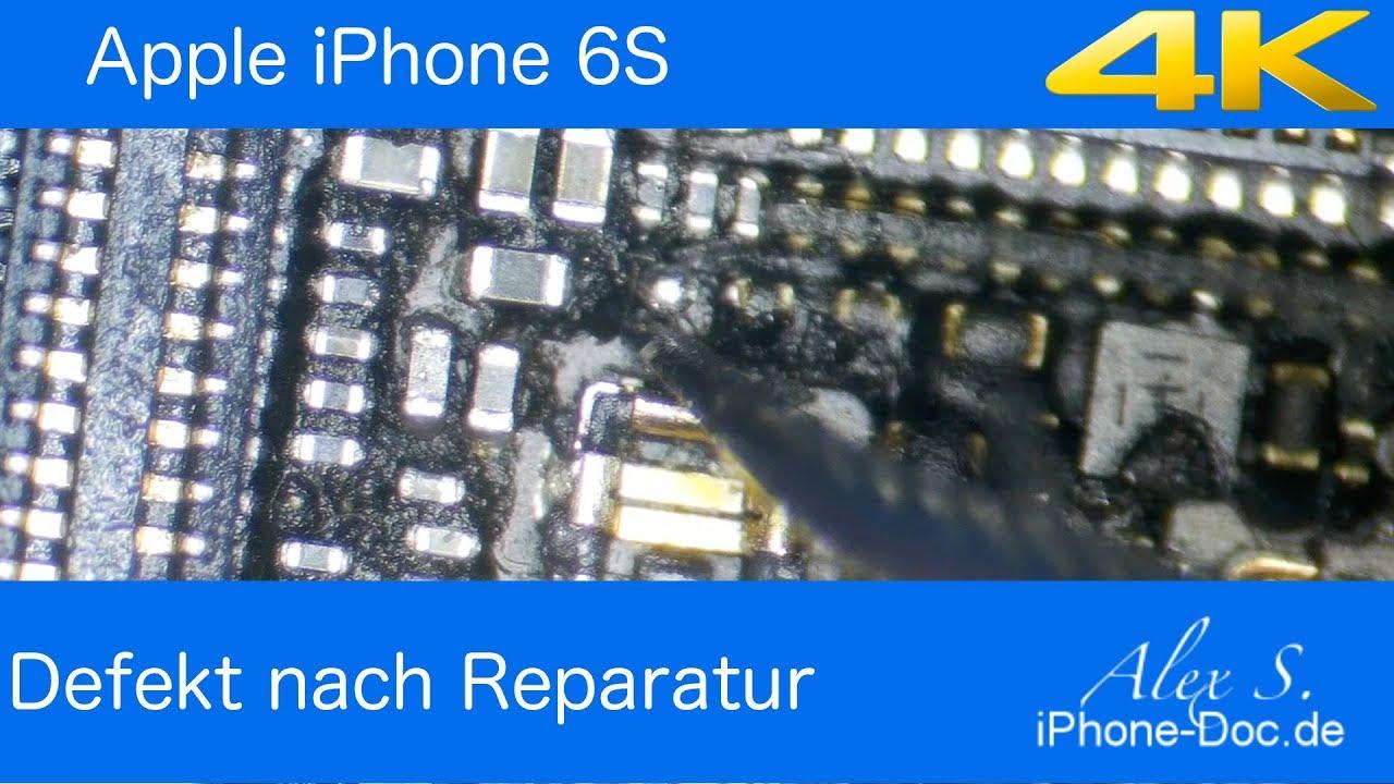iphone 6s backlight reparatur kosten