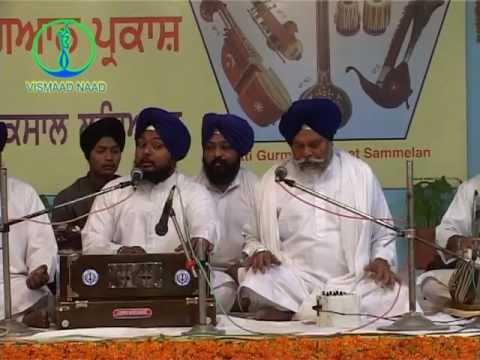 Adutti Gurmat Sangeet samellan- 2004 (Partaal) Jawaddi Taksal : Principal Baldev Singh