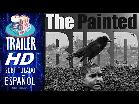 The Painted Bird (Nabarvené Ptáce) 🎥 Tráiler Oficial En ESPAÑOL (Subtitulado) 🎬 Película, Drama