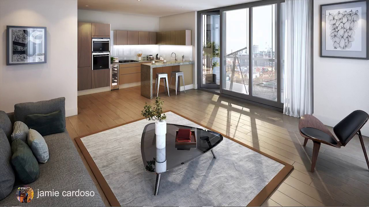 Photorealistic wood flooring with 3dsmax & Vray | Tutorials | AREA