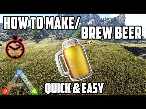 Beer Liquid - ARK: Survival Evolved Wiki Guide - IGN